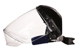 REON™ face shield from Riley offers leading EN 166 Class 'A' protection